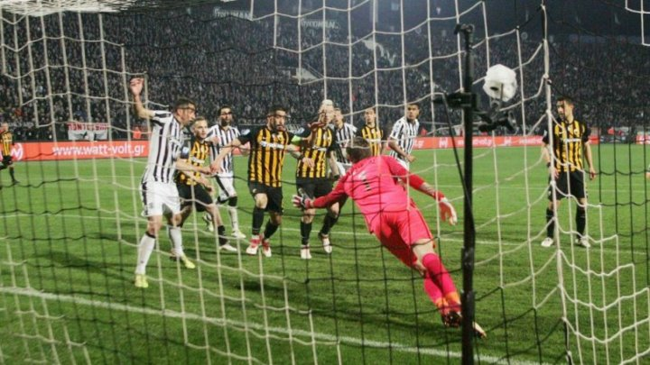 «Οφσάιντ το γκολ του ΠΑΟΚ σύμφωνα με την UEFA»