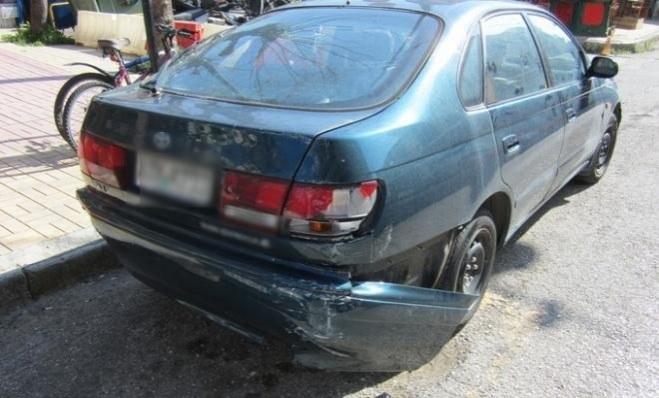 Στα χέρια της αστυνομία οι 4 Ρομά που έσπαγαν βιτρίνες με αυτοκίνητο
