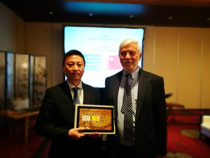 Περιφερειάρχης Πελοποννήσου «Οικοδομούμε σχέσεις βιώσιμης συνεργασίας μεταξύ της Περιφέρειας Πελοποννήσου και Κινεζικών Επαρχιών»