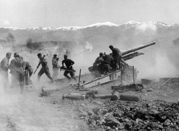 Σαν σημερα…Η Γερμανική Επίθεση κατά της Ελλάδας