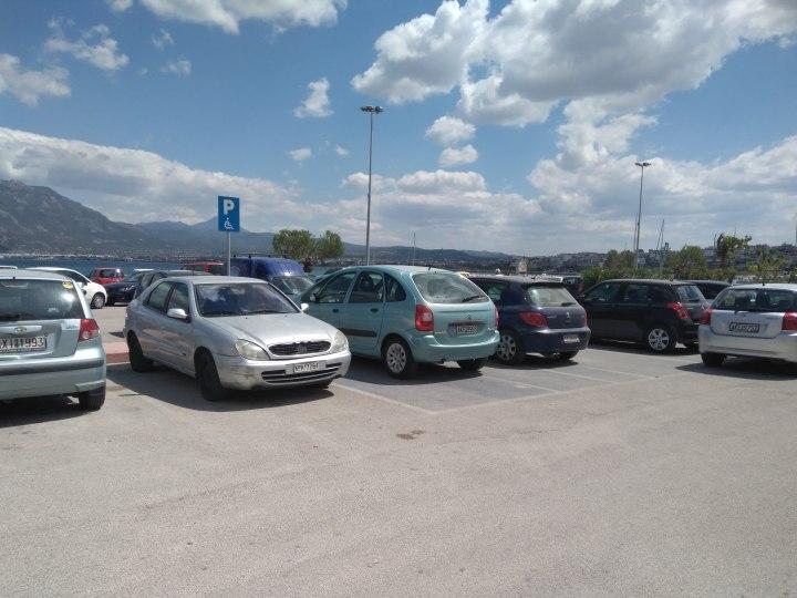 Τελικά ποιος κάνει κουμάντο στο πάρκινγκ του Λιμενικού Ταμείου;