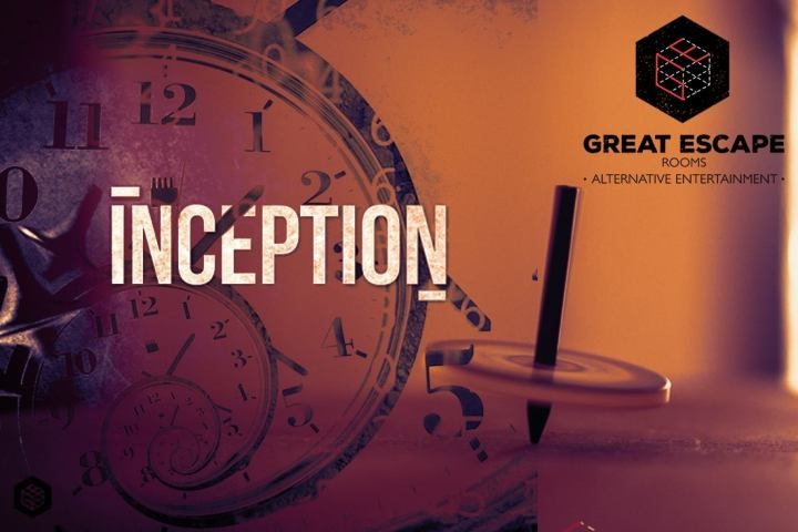Inception – Νέο θεματικό δωμάτιο απόδρασης στο Great Escape!