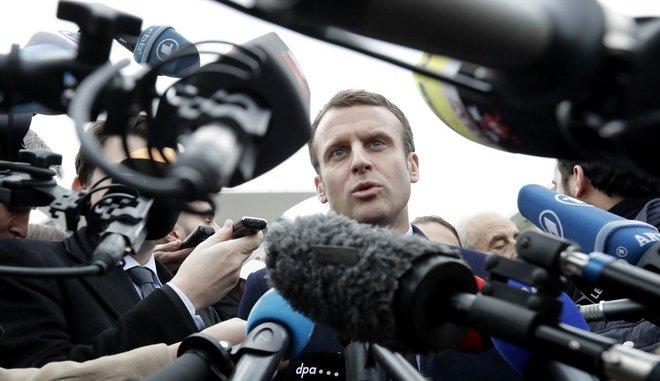 Ρε κοίτα που οι «φιλελεδες» Μακρόν λένε αυτά που οι εκλεκτοί Ρωσσοι πότε δεν είπαν…