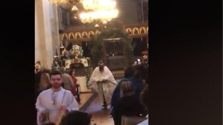 Ανάσταση με… πατίνι από ιερέα «Παπασούζα»