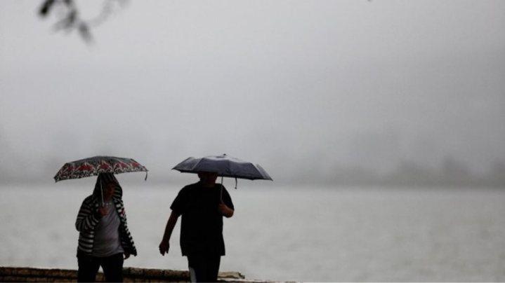 Αλλάζει ο καιρός: Συννεφιά, βροχές και αφρικανική σκόνη…καλημερα καλη εβδομαδα