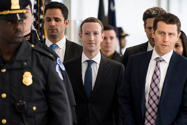 Zuckerberg: Αυτή είναι η απολογία του στο Κογκρέσο και παίρνει όλη την ευθύνη επάνω του