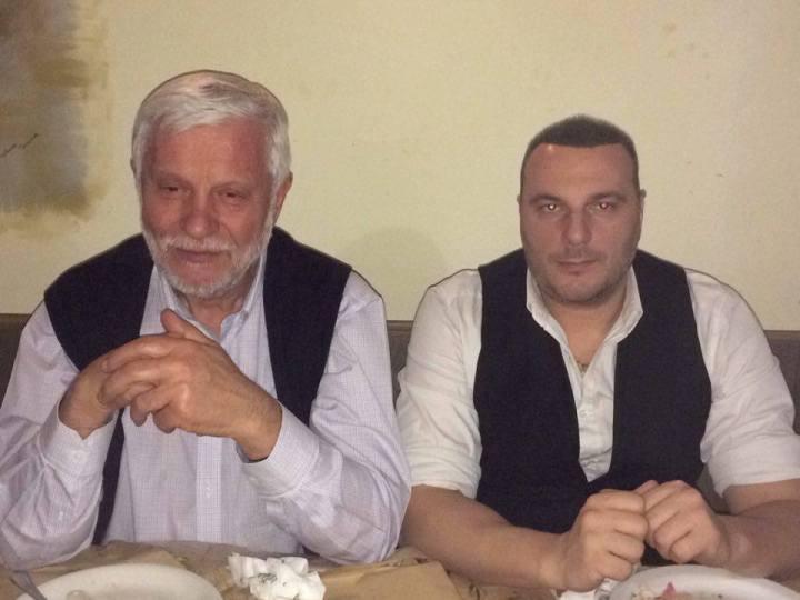 Συνάντηση Τατούλη Μπιτζιου στο Χιλιομόδι