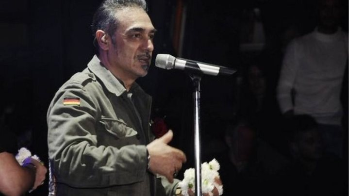 Αλβανοί καλούν σε μποϊκοτάζ ενόψει της συναυλίας του Νότη Σφακιανάκη στα Τίρανα