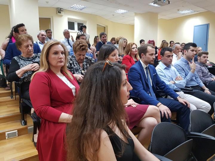 Εκδήλωση του Ελληνικού Ινστιτούτου Πολιτιστικής Διπλωματίας