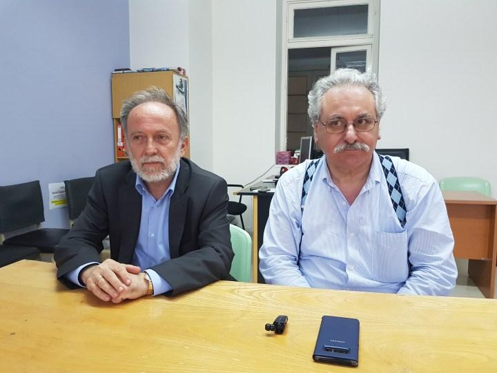 Στην Κόρινθο ο διευθυντής του Γραφείου του ΥΠΠΕΘ Θέμης Κοτσιφάκης