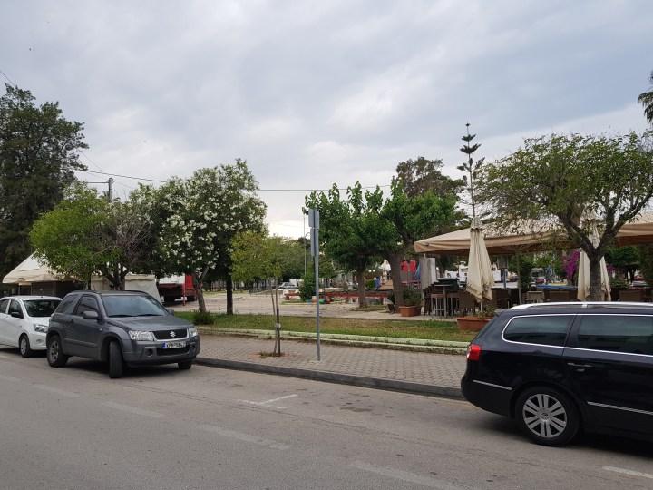 Έφυγε το Λούνα Παρκ ξεκινά η κατασκευή της πλατείας