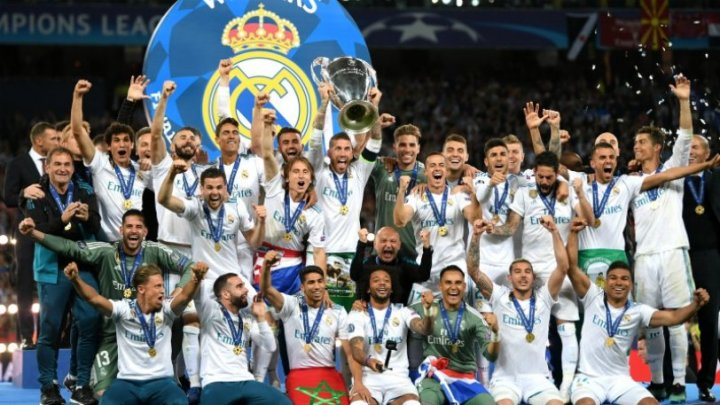 Ρεάλ Μαδρίτης – Λίβερπουλ 3-1