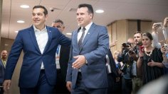 Gorna Makedonija και Nova Macedonija οι δύο επικρατέστρες λύσεις