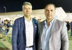 Τη 18η διεθνή έκθεση Επιμελητηρίου Έβρου (Alexpo) επισκέφτηκε ο πρόεδρος του Επιμελητηρίου Κορινθίας κος Παναγιώτης Πιτσάκης.