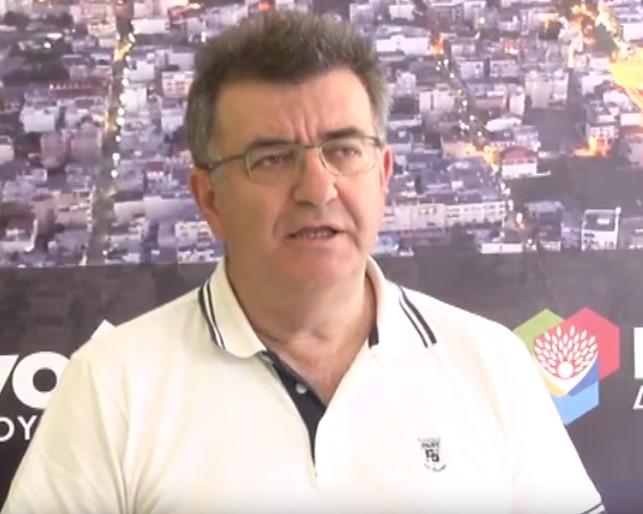 Σταυρέλης: Λέει ψέμματα ο Δήμαρχος ότι δε μπορεί να βάλει security στα Εξαμίλια