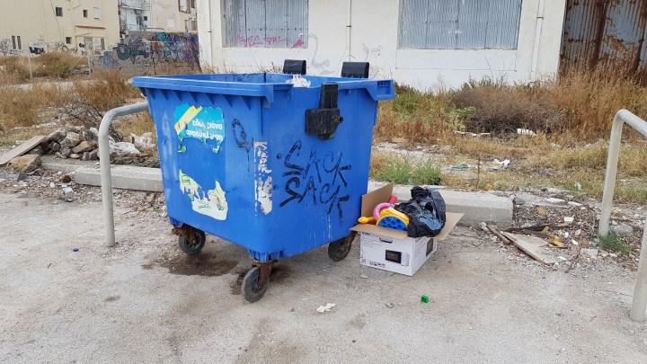 Ανακοίνωση του Δήμου Κορινθίων κατά των σχολίων Νανόπουλου για τα απορρίματα