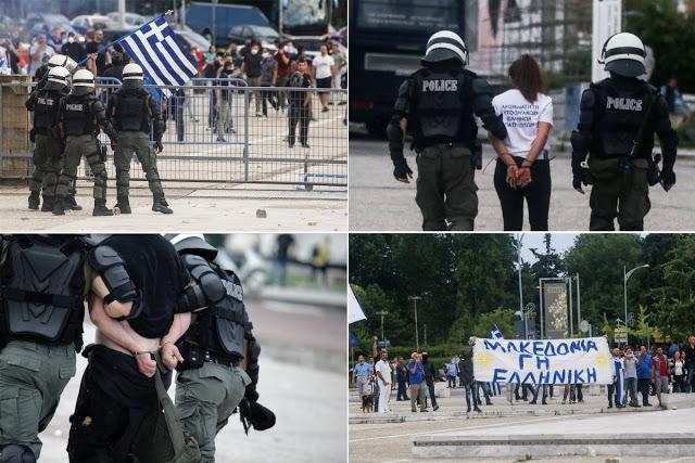 6 ποιήματα από το Ν. Λυγερό για την Ελλάδα που αντιστέκεται…