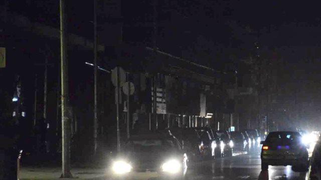 Καταιγίδα άφησε χωρίς ρεύμα σχεδόν όλο το Ναύπλιο