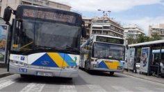 Στάσεις εργασίας στα λεωφορεία αυτή την εβδομάδα