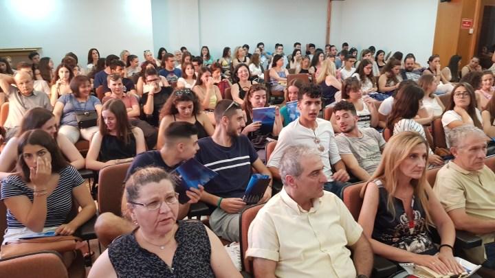 Εκδήλωση του Συλλόγου Φροντιστων Κορινθίας για τη σωστή συμπλήρωση του Μηχανογραφικου