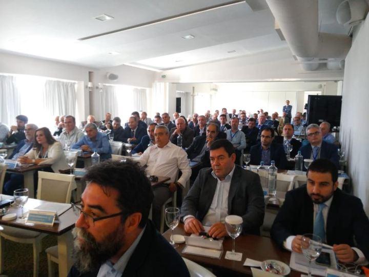 Συνάντηση Αυγενάκη με τους εκπροσώπους των ΝΟΔΕ