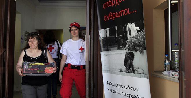 Προειδοποίηση από Ερυθρό Σταυρό: Ένας και μοναδικός τραπεζικός λογαριασμός