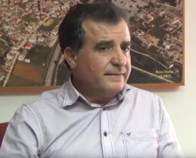 Πνευματικός: Νέα έργα στο Δήμο Κορινθίων σε συνεργασία με Περιφέρεια και Υπουργείο