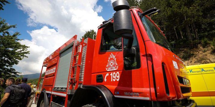 Σε ποιες περιοχές της Ελλάδας υπάρχει σήμερα υψηλός κίνδυνος πυρκαγιάς