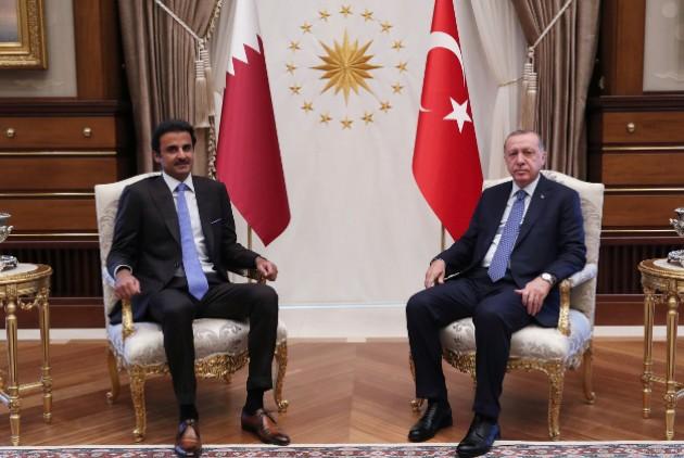 Χείρα βοηθείας με 15 δις επενδυσεις από το Κατάρ στην Τουρκία