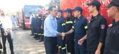 Handelsblatt: Πολιτική καταστροφή για τον Τσίπρα η καταστροφική πυρκαγιά
