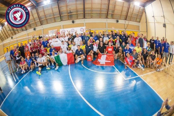 Όλα έτοιμα για το Loutraki Global Volleyball Cup 2018!  23-26 Αυγούστου 2018, Λουτράκι