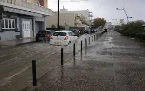 Καταστροφές στο δίκτυο ύδρευσης στο Κιάτο. Ανοικτός ο δήμος για καταγραφή ζημιών.
