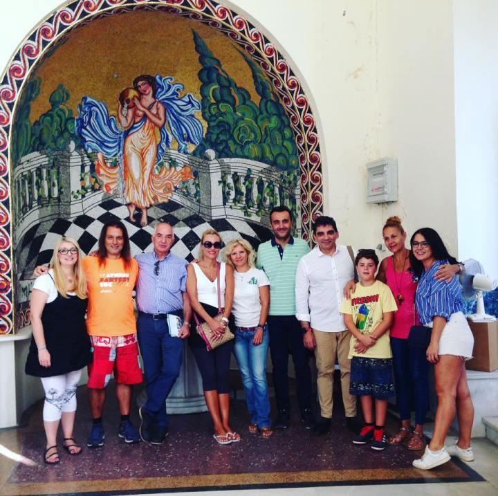 Με επιτυχία ολοκληρώθηκε ταξίδι γνωριμίας Ελλήνων Δημοσιογράφων