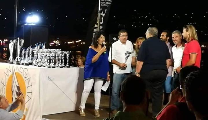 Βραβείο ήθους στην Aegean Regatta 2018