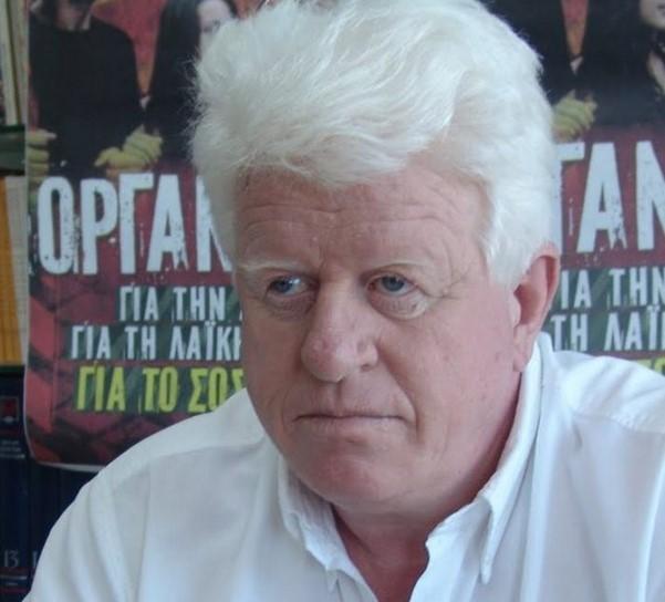 Παρέμβαση του επικεφαλής της Λαϊκής Συσπείρωσης Νίκου Γόντικα στη συνεδρίαση του Περιφερειακού Συμβουλίου