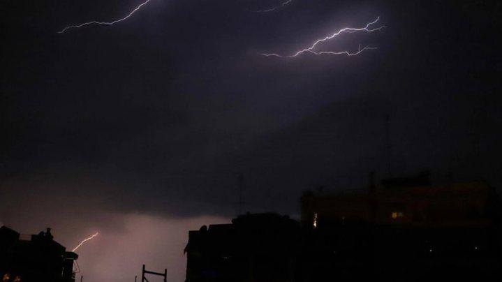 Πώς θα κινηθεί τις επόμενες ώρες ο κυκλώνας Ζορμπάς