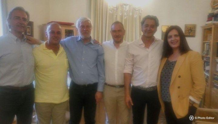 Στην «οικογένεια» του ΚΑΟΚ, ο Περιφερειάρχης Πέτρος Τατούλης!