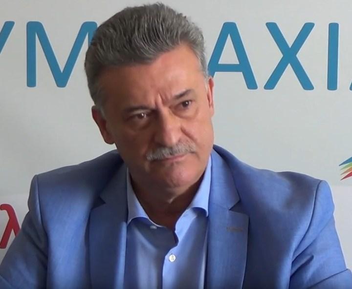 Βασίλης Νανόπουλος . Θα είμαι υποψήφιος δήμαρχος κορινθίων στις επόμενες δημοτικές εκλογές