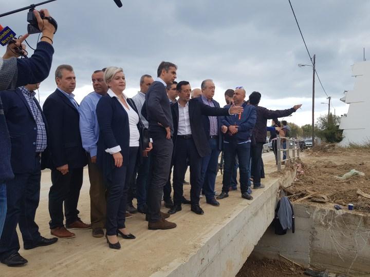 Επιστολή του Ν.Ζαχαροπουλου προς τον Κ.Μητσοτακη για Ζητήματα που αφορούν τον Δήμο Σικυωνίων