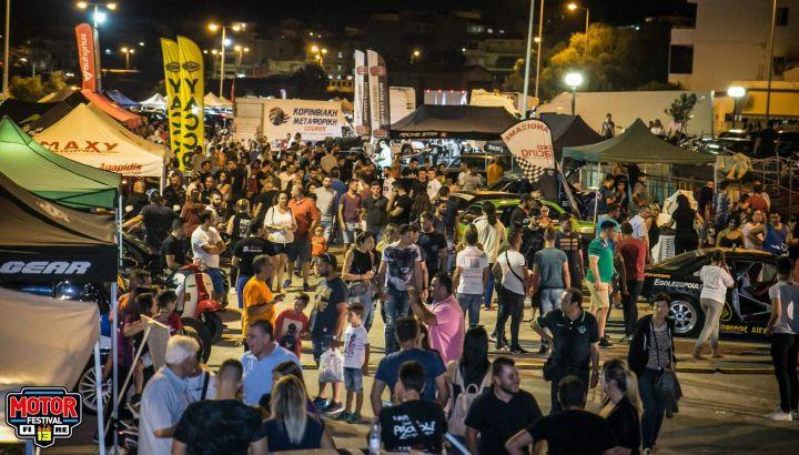 Άφησε… εποχή το 13ο Motor Festival της Κορίνθου!