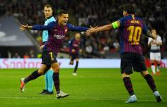 Champions League : Βραδιά… 26 γκολ!