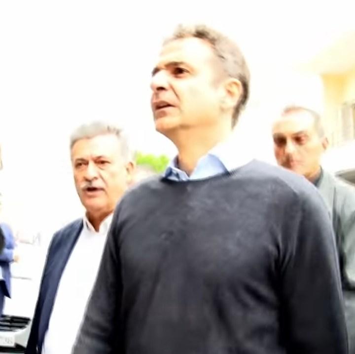 Το Επιχειρηματικό πάρκο Κορινθίας συζήτησε ο Βασίλης Νανόπουλος με τον Κυρ. Μητσοτακη