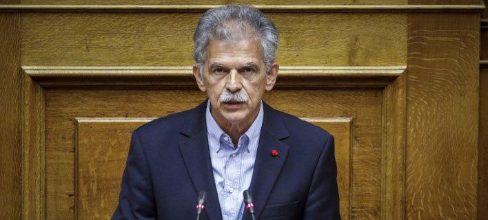 Δανέλλης: Aπομόνωση της Ελλάδας αν η ΠΓΔΜ ολοκληρώσει τη συνταγματική επιθεώρηση και εμείς δεν κυρώσουμε τη συμφωνία