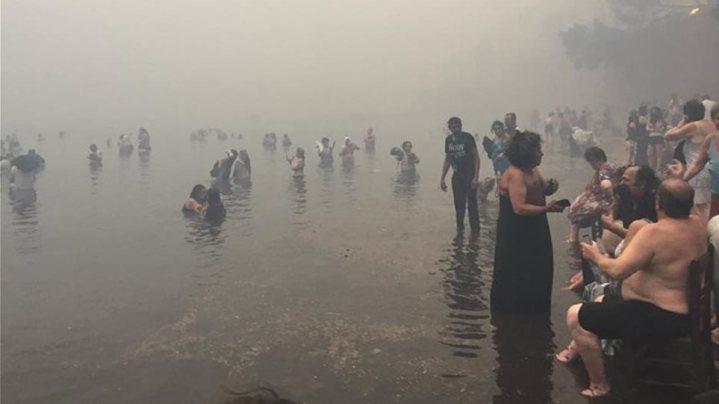 Φωτιά στο Μάτι: Λιμενικοί, Στρατιωτικοί και ο 65χρονος που φέρεται να ξεκίνησε την πυρκαγιά στους 29 υπόπτους