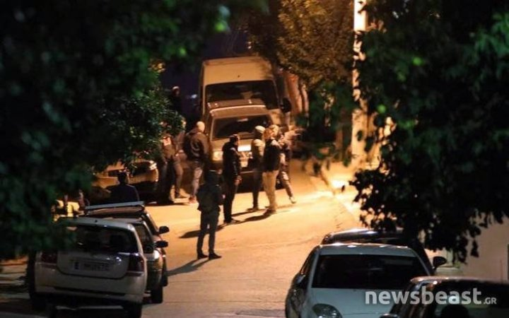 Βόμβα στο σπίτι του αντιεισαγγελέα Ντογιάκου