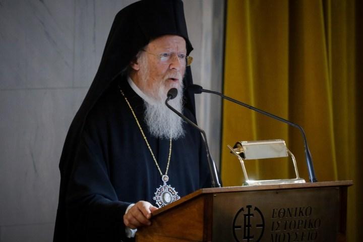 Δυσαρέσκεια του Πατριάρχη Βαρθολομαίου για την κατ' αρχήν συμφωνία Ιερώνυμου – Τσίπρα