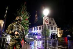 Ένοπλος έσπειρε τον τρόμο στο Στρασβούργο! Νεκροί και τραυματίες