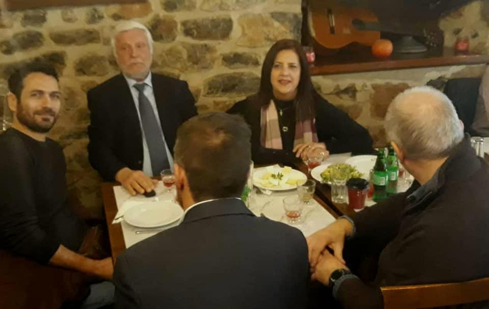Τατούλης «Απόλυτη η θέση μας υπέρ του σεβασμού των δικαιωμάτων των Αμεα όπως όλων των Ελλήνων πολιτών»