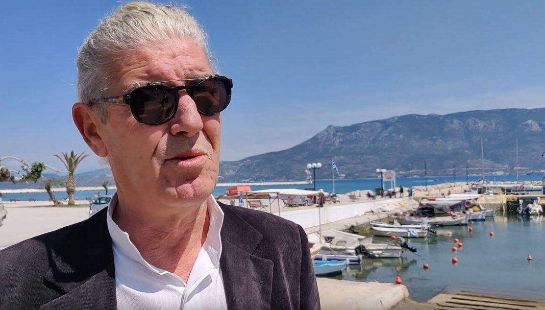 Γκεζερλής: Σας ενημερώνω μετα κλάδων και Βαϊων ότι θα είμαι υποψηφιος στις εκλογές