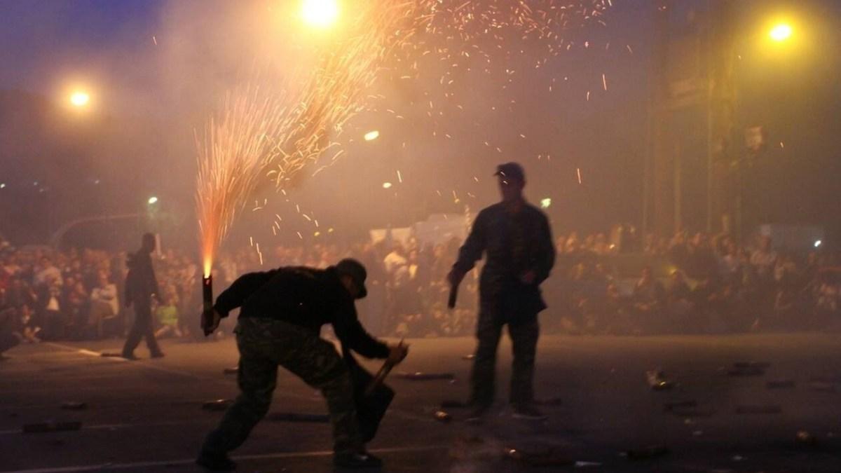 Σαϊτοπόλεμος: 12000 για μπαρουτι και 175 για μέτρα προστασίας!!!
